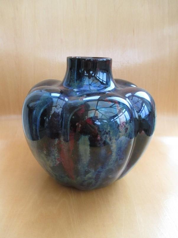 Royal Doulton Vase British Art Pottery Quora