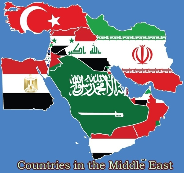 Why is iran considered to be middle eastern when it is persian and so as one can see the area is diverse and iran is considered to be in the middle east because it is in the middle east and has always been sciox Choice Image