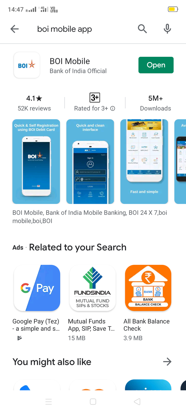 How to get bank statement of BOI online - Quora