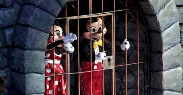 Is it true that Disneyland has a jail? - Quora