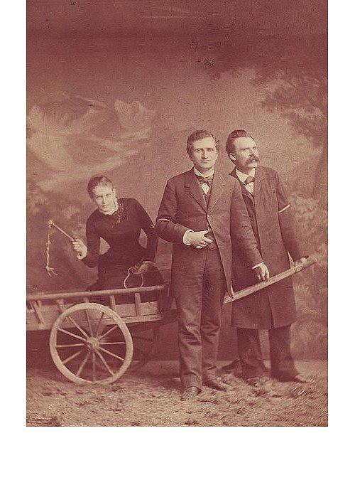 Was Meinte Nietzsche Mit Wenn Du Zum Weibe Gehst Vergiss Die Peitsche Nicht Quora