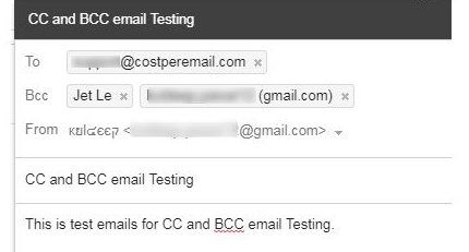 What are CC and BCC in Gmail? How do I use them? - Quora