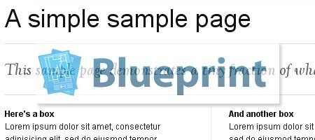 What are some useful web development kits that save the most time blueprint a css framework malvernweather Choice Image