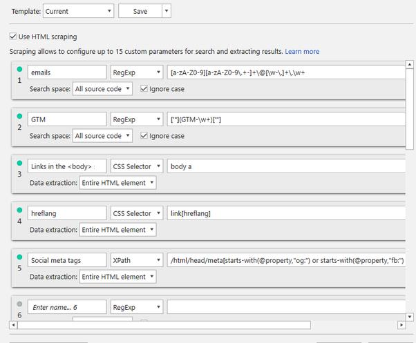 Email Scraper Chrome