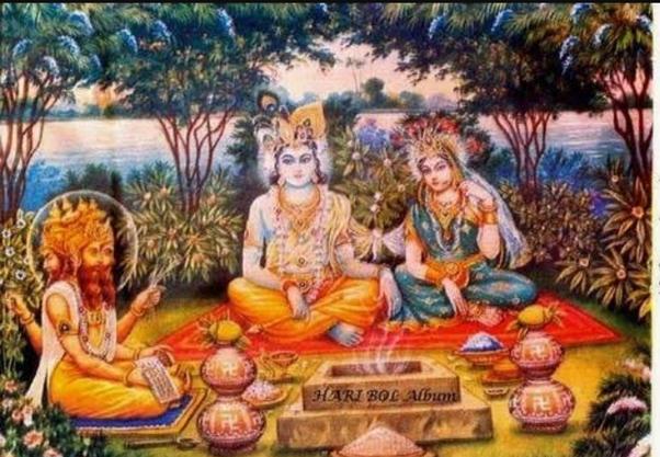 Did Krishna marry Radha? - Quora