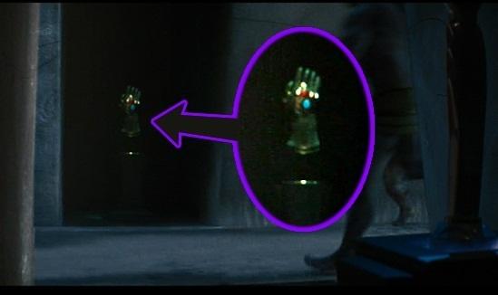 Infinity Gauntlet Odin S Treasure Room