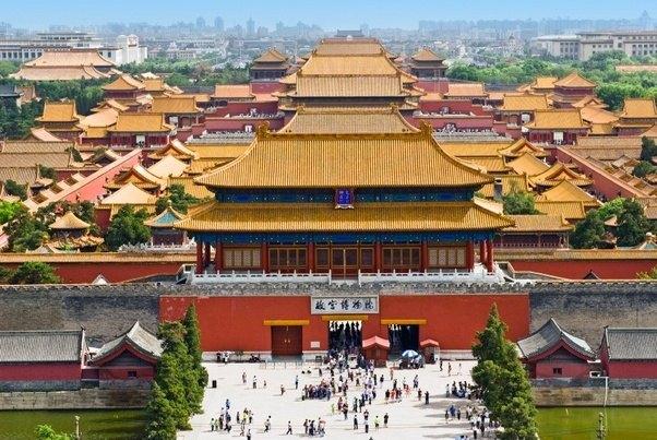 Beijingu0027s Forbidden City
