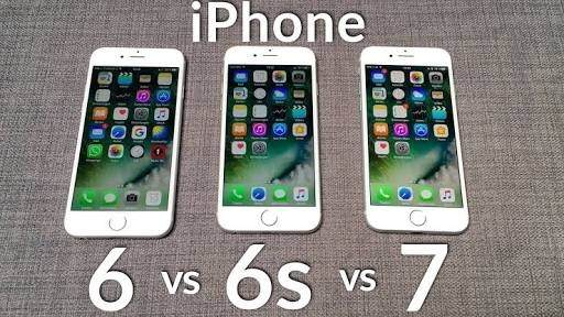 iphone 66s versus iphone 7