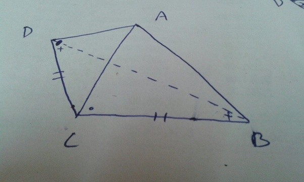 Given a convex quadrilateral mathabcdmath with mathbcdc lets draw a diagram ccuart Gallery