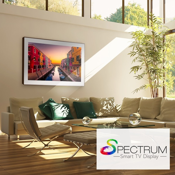 What is the frame of Spectrum Smart TV? - Quora