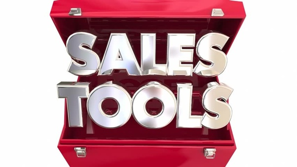 what tools do sales people use quora