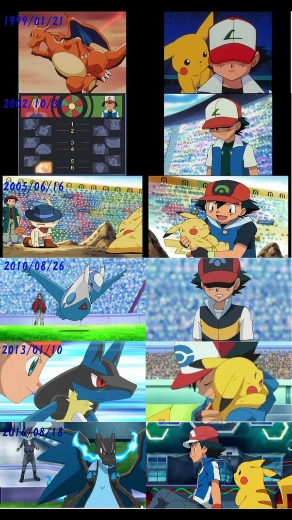 Why Is Ash Ketchum A Loser According To Gary Oak Quora