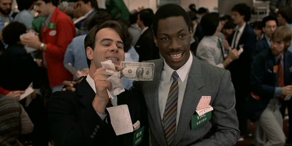 Screen grab from Trading Places