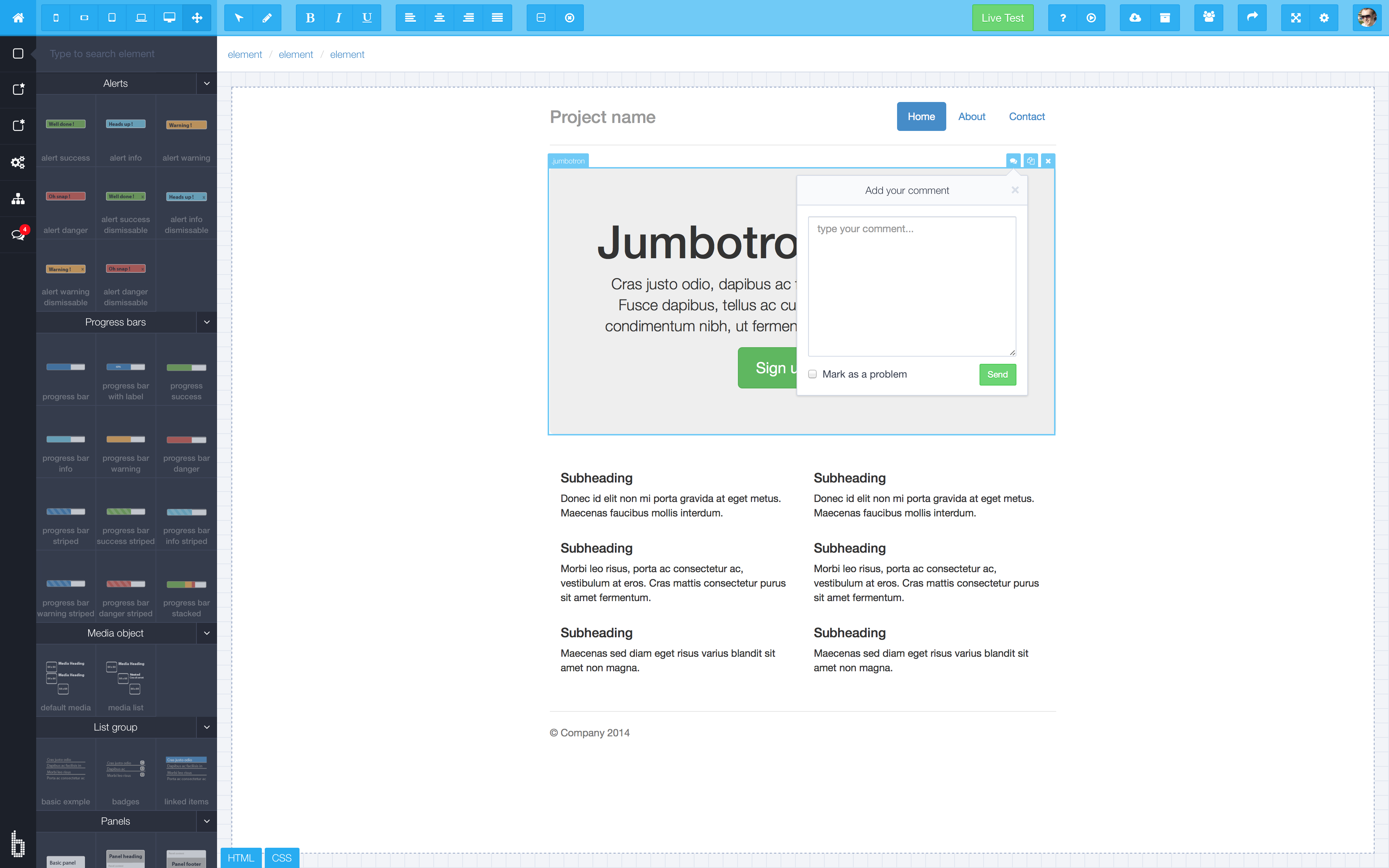 How To Use Bootstrap Templates | What Tools Do People Use To Build Bootstrap Templates Quora