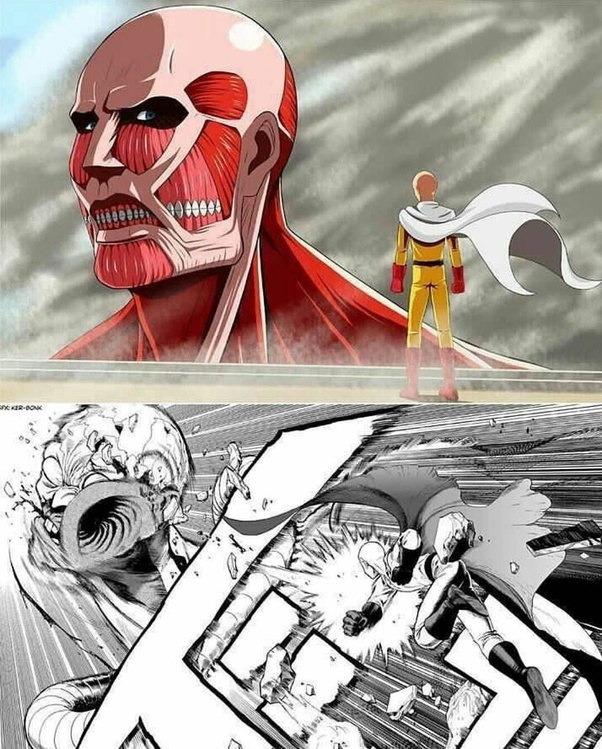 How Powerful Are The Characters In Attack On Titan