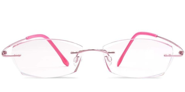 430b9aed7d Leotony is the only online eyewear retailer who offers custom rimless shapes  and sizes. Rimless lenses can be in ANY shape you desire (even shapes that  you ...