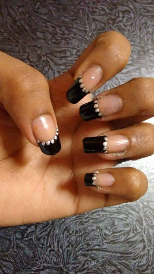 What are some of the nail art ideas/design to try at home? - Quora