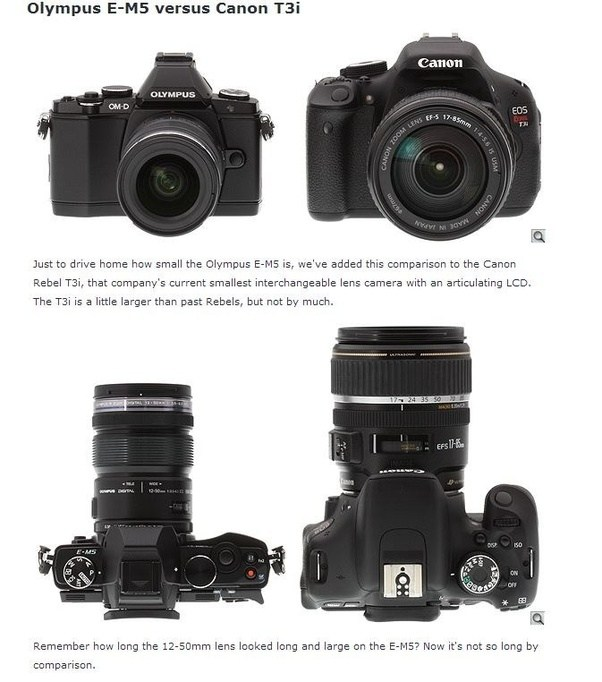 What are the micro four third cameras? - Quora