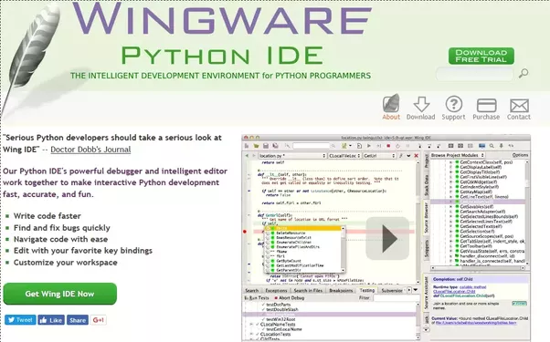 wing ide download