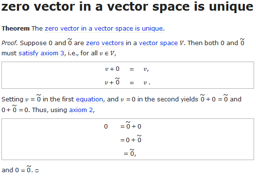 how to prove that a zero vector 0 of a vector space v is unique rh quora com all vector people all vector download free