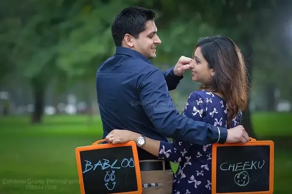 What are the best idea for Pre-wedding photo shoot? - Quora