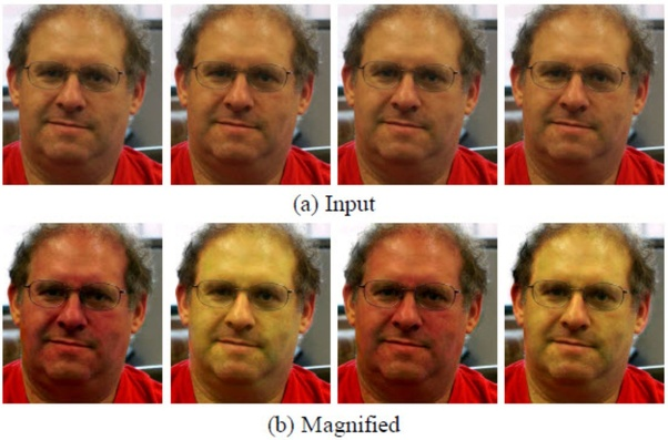 Heart Rate Estimation Using Computer Vision - Novelty Bilişim