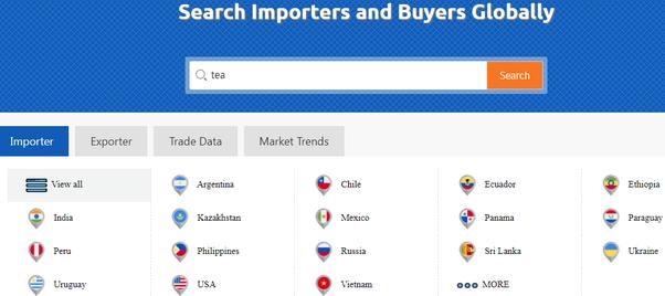 How to find tea buyers (big tea companies, retailers, distributors