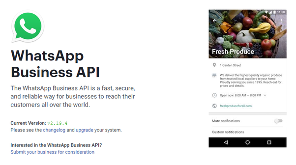 What can you do with WhatsApp Business API? - Quora