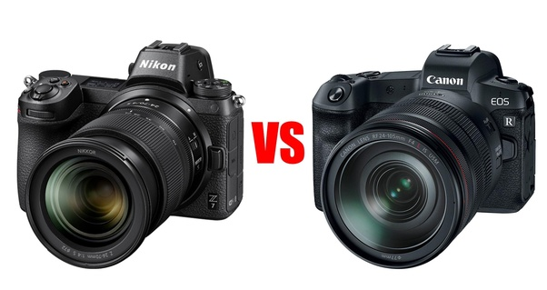 What is the best full frame mirrorless camera? Canon EOS R