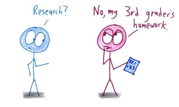 Is it true that pursuing research doesn't get you a good salary in