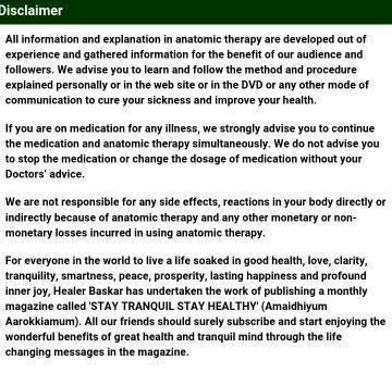 What do you think about healer baskar? - Quora