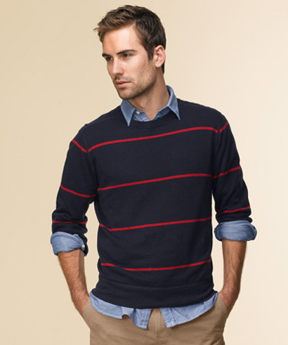 What Are Some Tips For Wearing A Collared Shirt With A Sweater Quora