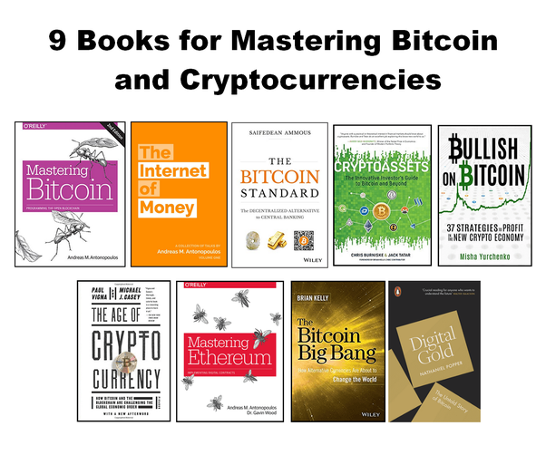 best book to understand cryptocurrency