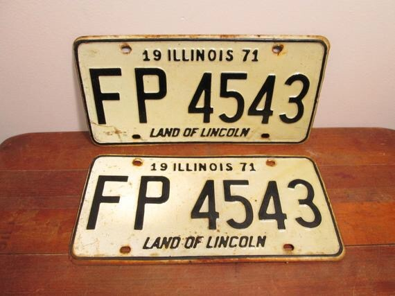 What Does The Letters Fp On License Plates Mean The Fp Is On The