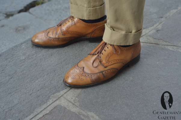 Casual Dress Shoes With Khakis