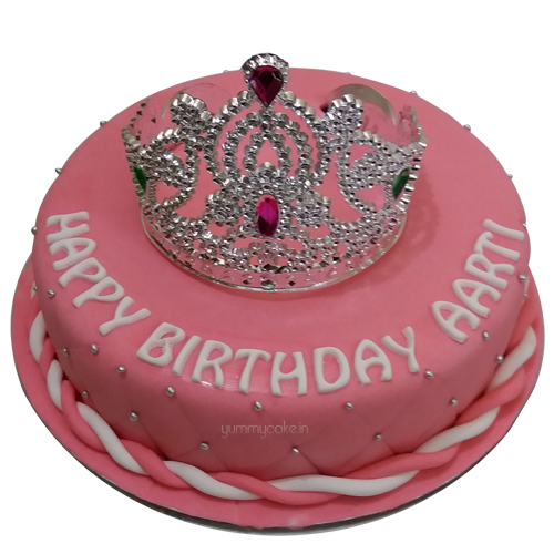 What are some beautiful birthday cakes for a baby girl Quora