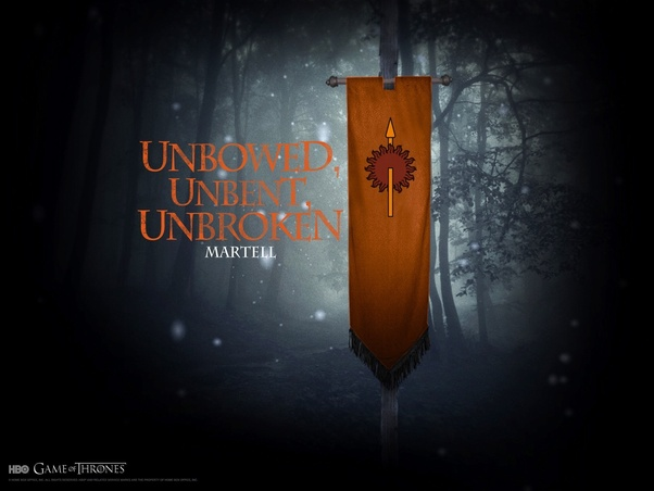 Which house do you support in Game of Thrones? (give reasons) - Quora