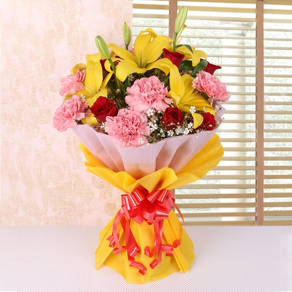 How to send birthday flowers online in Pune - Quora