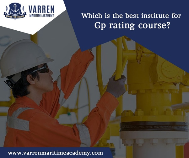 Which is the best institute for Gp rating course? - Quora
