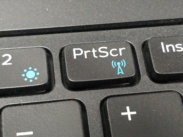 How to take a screenshot on an HP i3 laptop - Quora