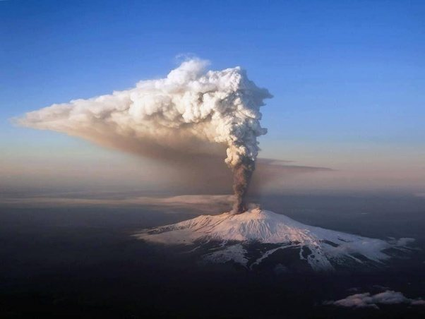 What Are Some Examples Of Active Sicilian Volcanoes Quora