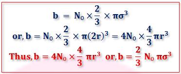 van der waals equation calculator