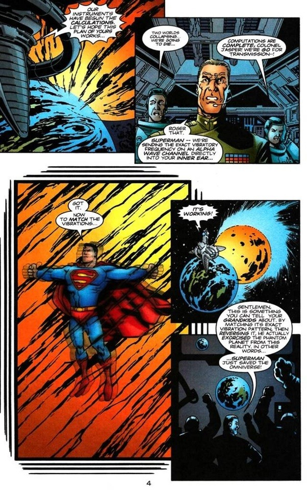 main qimg 415a6945725ecc5c1c5f86d64b731f1d c - 10 superpoderes que todos hemos olvidado que tiene Superman