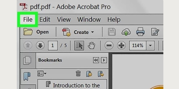How to reduce the size of a PDF file - Quora