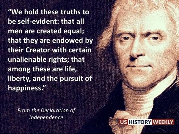 What Did The Writers Of The Constitution Mean By Life