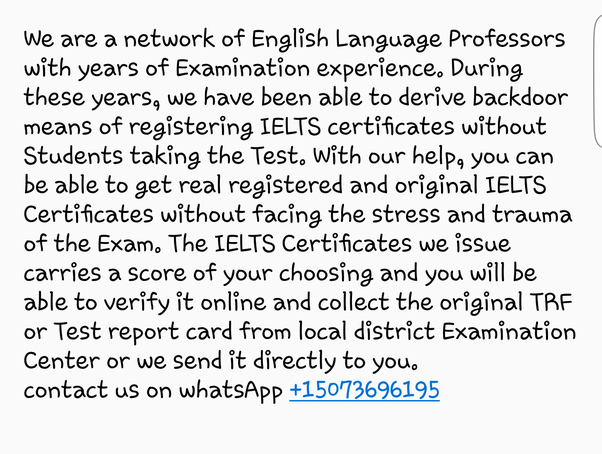 Is it possible for someone to write my IELTS, TOEFL, or PTE exam on