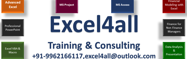 What are some great resources to learn vba for ms access and excel topic excel vba macro duration 2 days 930 am to 530 pm fees inr 5500 nomination fandeluxe Choice Image