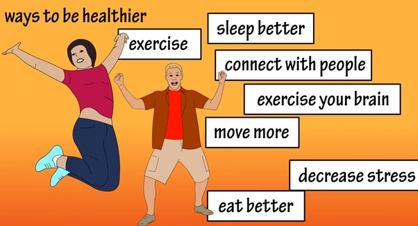 And become tips to fit healthy 10 Easy