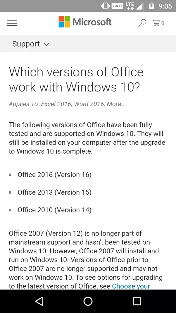 Will Windows 10 prevent me from using cracked Office 2010? - Quora