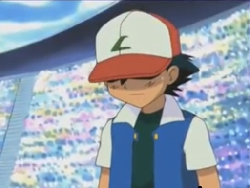 pokemon ash gray johto league